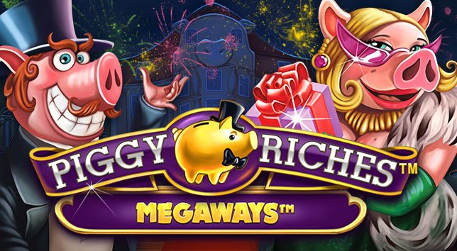 Piggy Riches Megaways Slot Review