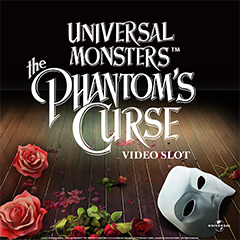 Universal Monsters The Phantom's Curse Video Slot