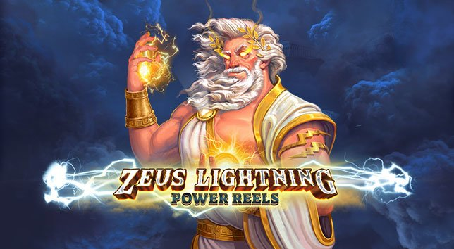 Zeus Lightning Power Reels Slot Game Online